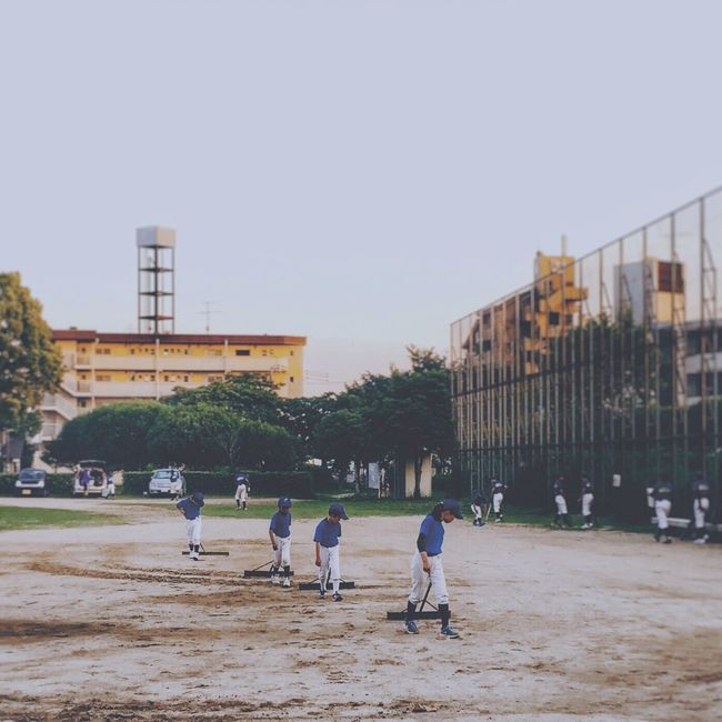Baseball Ground Kids Enjoying Life Sport Check This Out Taking Photos Snapshots Of Life Eyem Best Shots My Favorite Photo IPhoneography