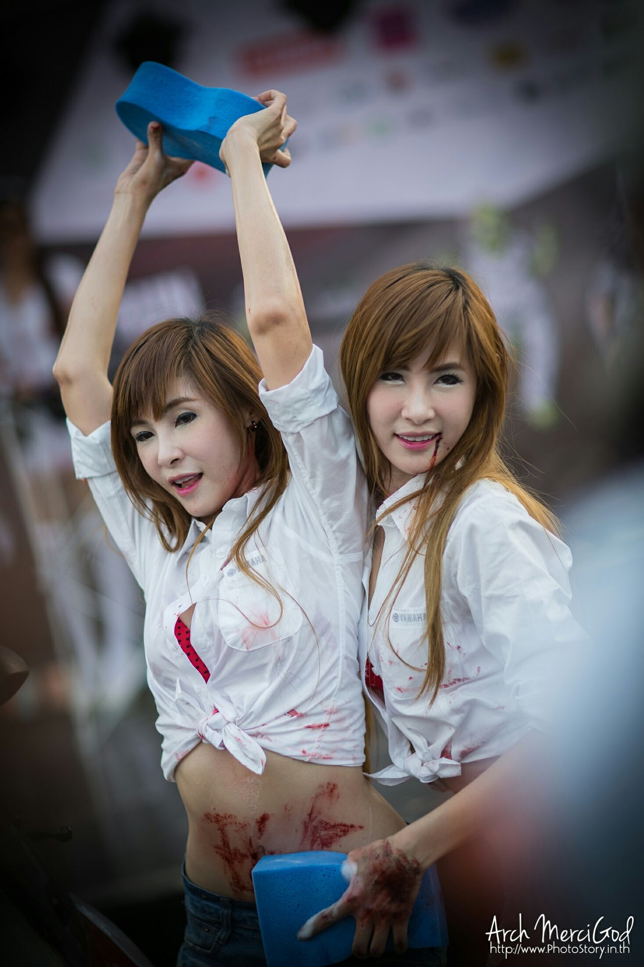 Run For Your Lifes Thailand http://www.photostory.in.th http://fb.me/ArchMerciGod Cute Couple Sexygirl Rfylth RFYL Cutegirl Portrait RFYLasia Beautiful Girl Modelgirl Sexy Lady