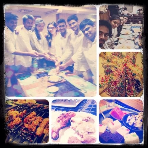 BBQ On de grill Off de grill Yumiii Fun Frnds VisaApproved Tcs IBM Partytym Miss U All EverLastingMemories