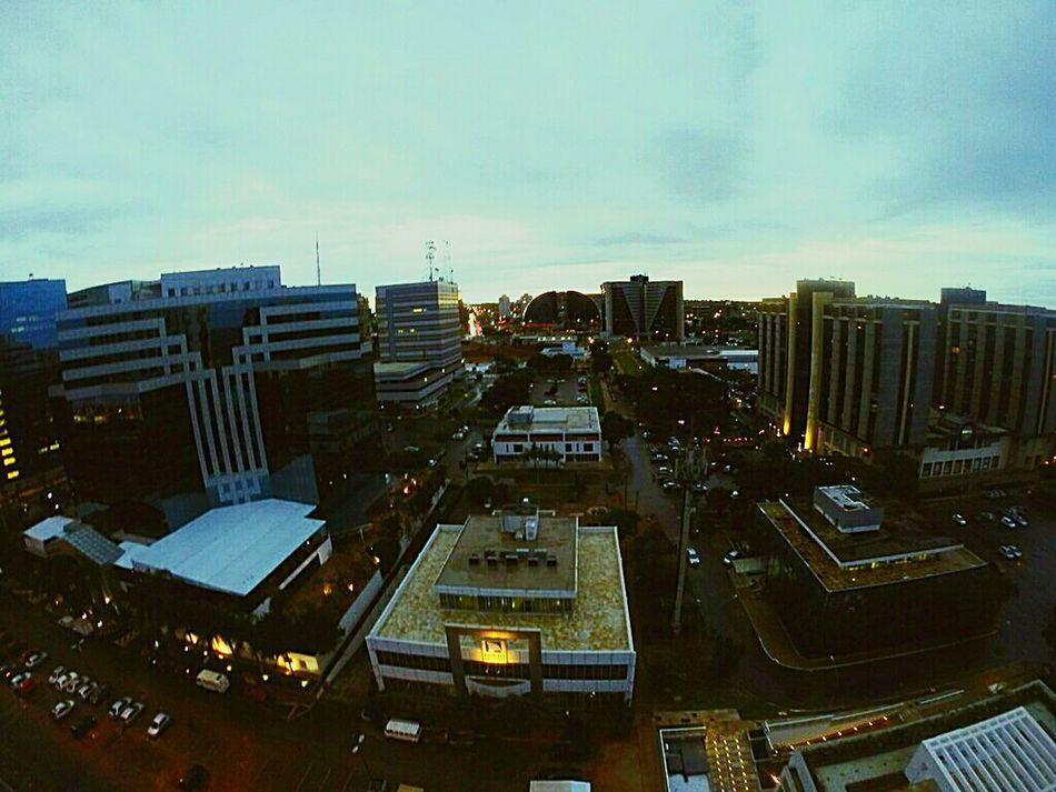 Meio dia, meia noite. Gopro Urban Geometry Building Topview City Goprobrasil Brazilia