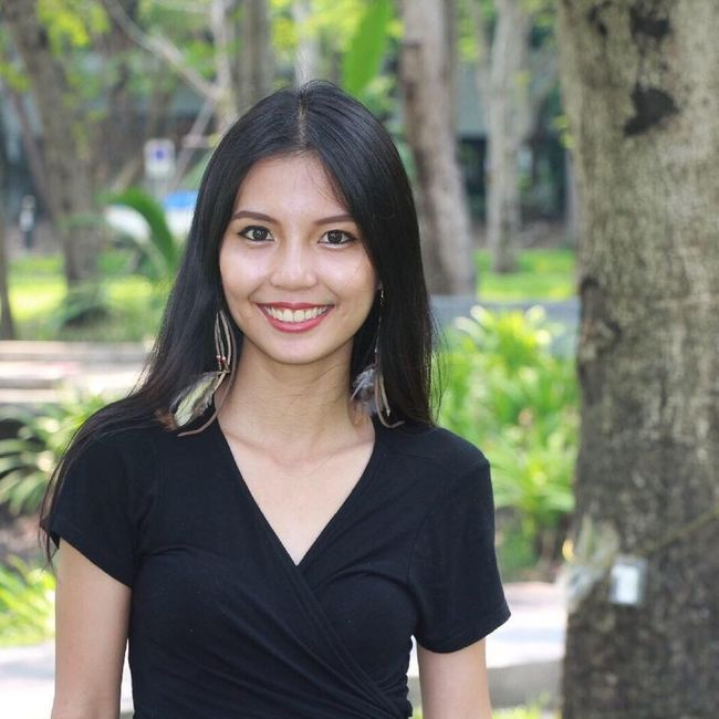 Hello everyone, my name is Fanta. I'm Thai and I would like to know you guys who see this post, does anybody knows Thailand or interested in Thailand? Such as language, culture, food, places and etc. Please let me know by leave your comment here. I already have instagram to share some story about Thailand, here is my instagram msnikornlon. And now I have some project to do in the future, more details will let you guys know. Thank you so much 🙏 HHello World CCheck This Out TThat's Me sSmile TThai TThailand aAsian Girl tThaiculture tThailandtravel qQuestions