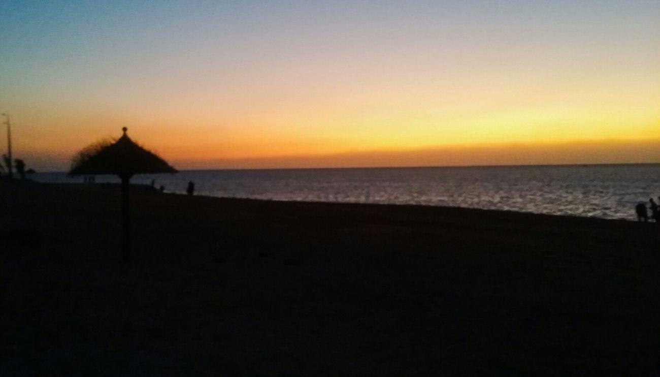 Photography Hey  Hello World Eye4photography  Beautiful Eaya See It Check This Out Sea Sunset Beachphotography 🌕🌴