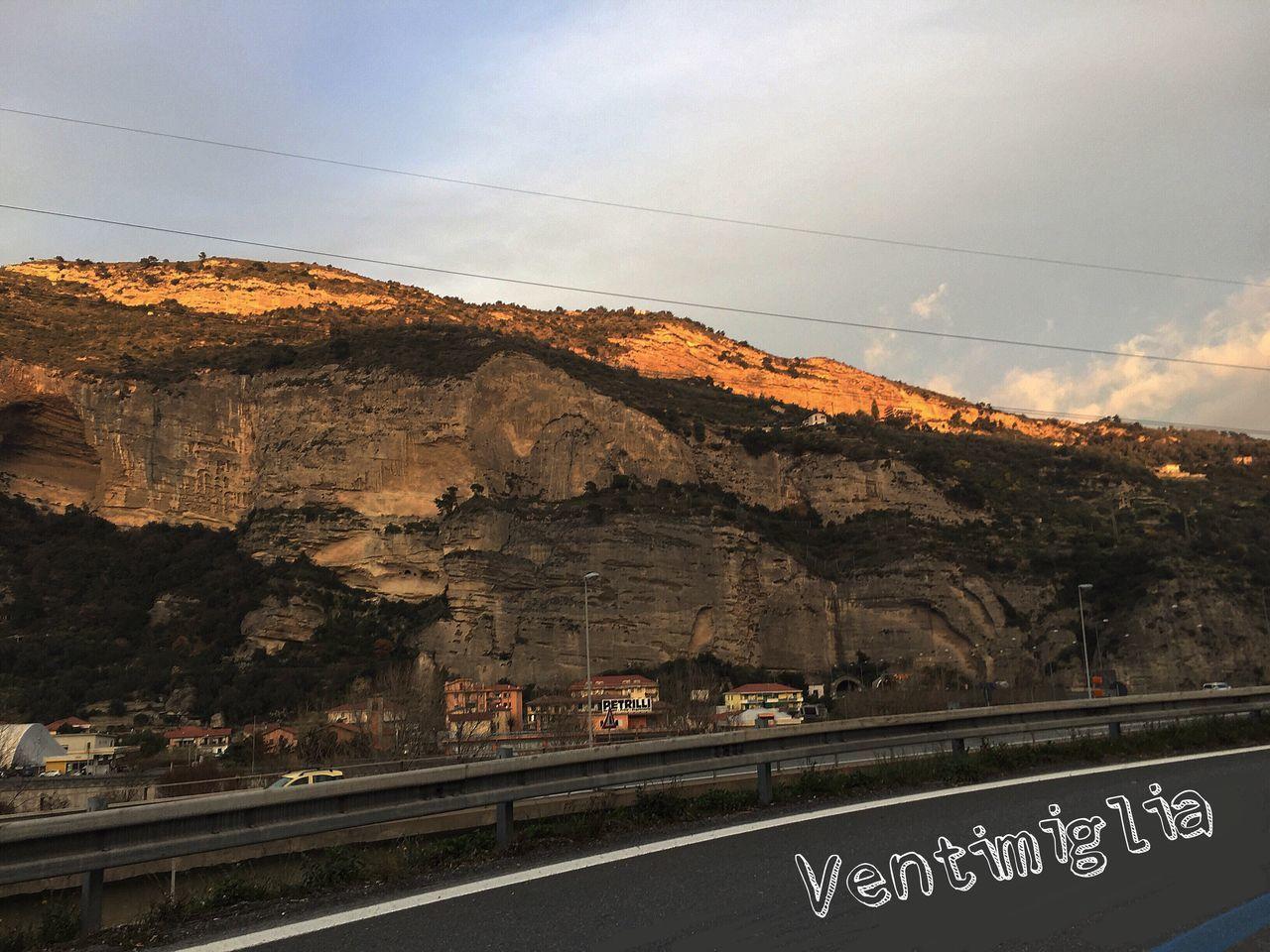 Mountain Ventimiglia Vintimille Montagne