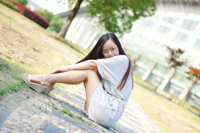 Natural Light Portrait NUIST Feel The Journey Portrait 校园 Summer 2016 毕业季 Original Experiences Fresh On Eyeem  Nanjing