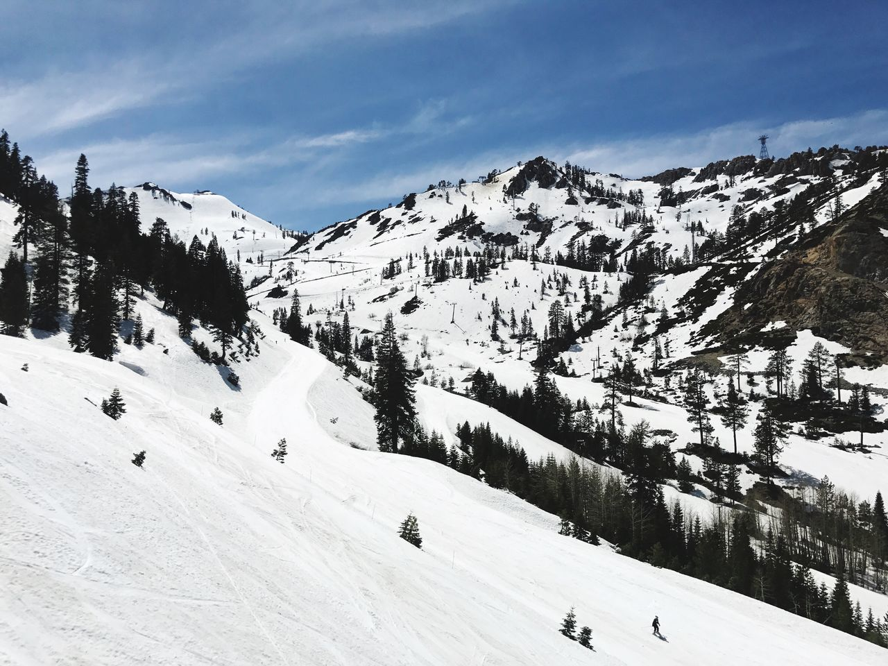 May 5th // Snow Winter Cold Temperature Mountain Nature Sky Weather Scenics Beauty In Nature Tranquility Skiing Day Outdoors Sport Ski Holiday Cloud - Sky Tranquil Scene Leisure Activity Tree Landscape