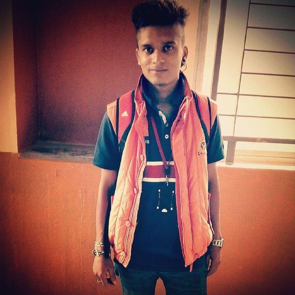 Ait Collegetym Random Fun Nostudy Standpose Orange Jacket Fav Instacool P.c -Monu