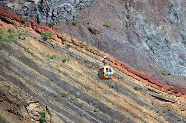 Cable Car Day Funchal Geology Madeira Madeira Island Mountain Outdoors