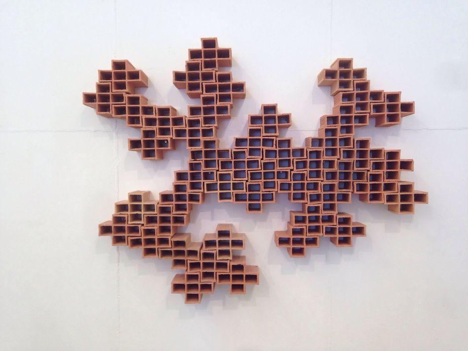 Art Sculpture Bricks