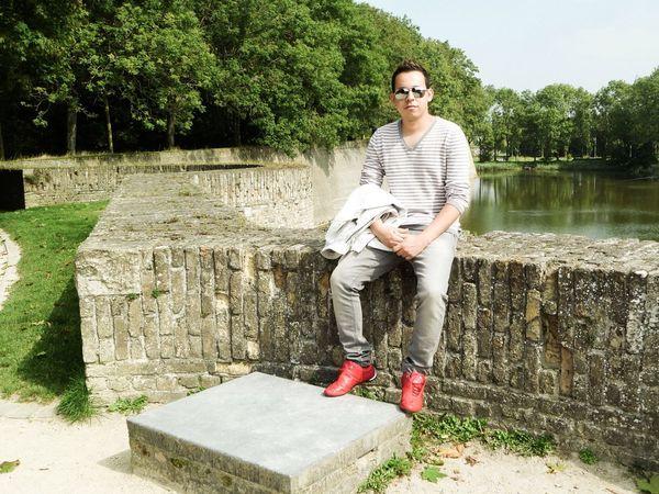 Hello Guys ✌ Enjoying Life \0/ Love Belgium :)