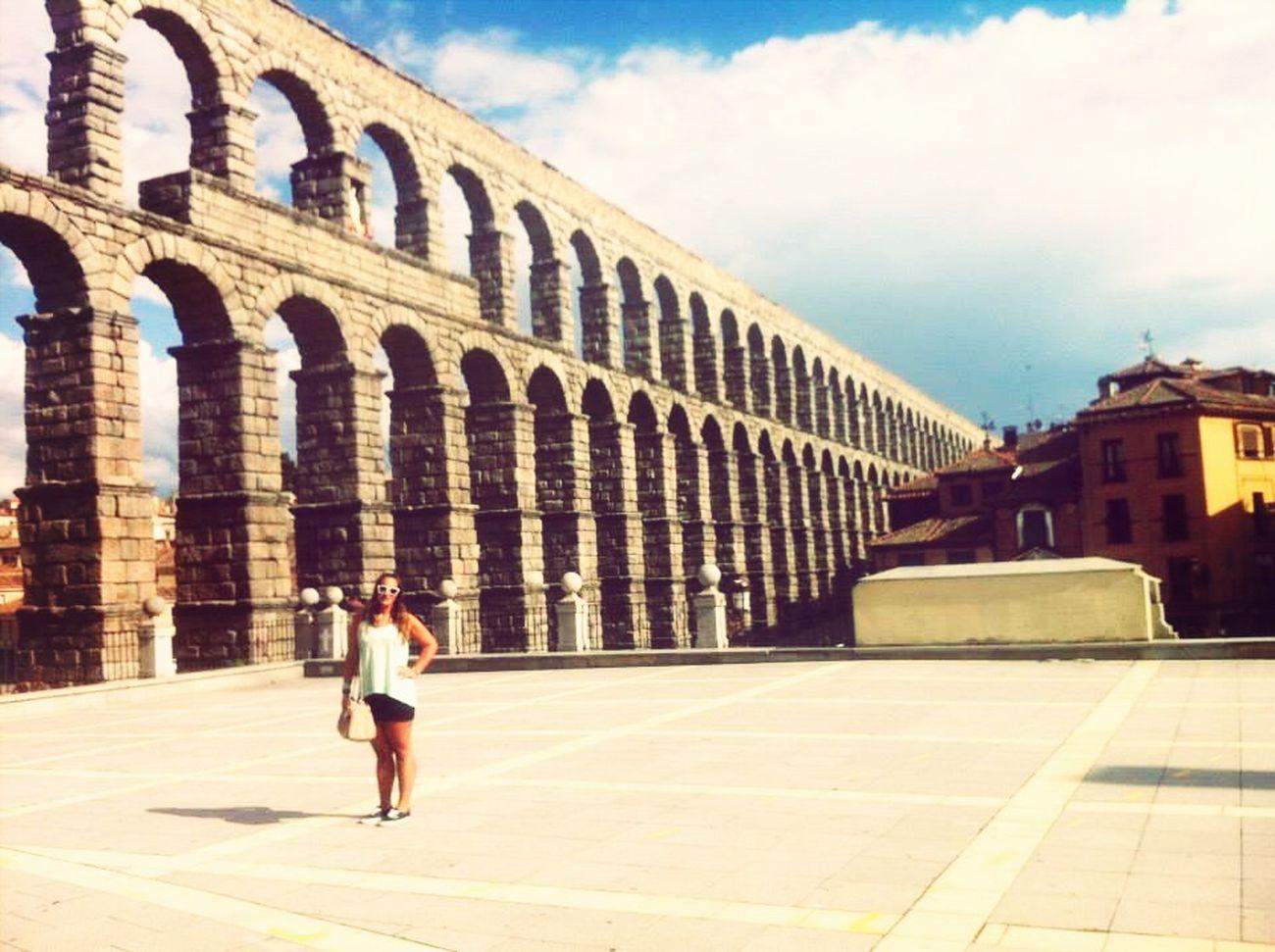 Segovia Acueducto-Segovia Pueblos De España Enjoying Life