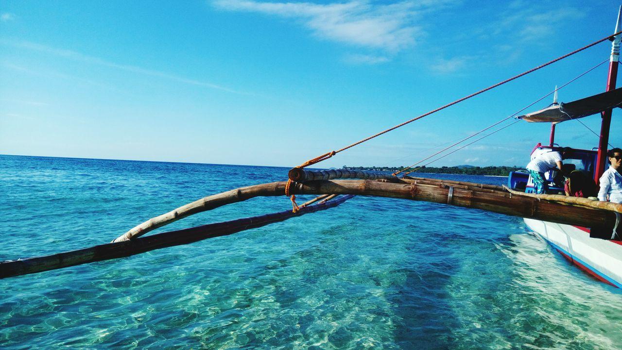 Vitamin sea Beachlife Canoeing Islandhopping Relaxing Swimming Sea TravelPhilippines