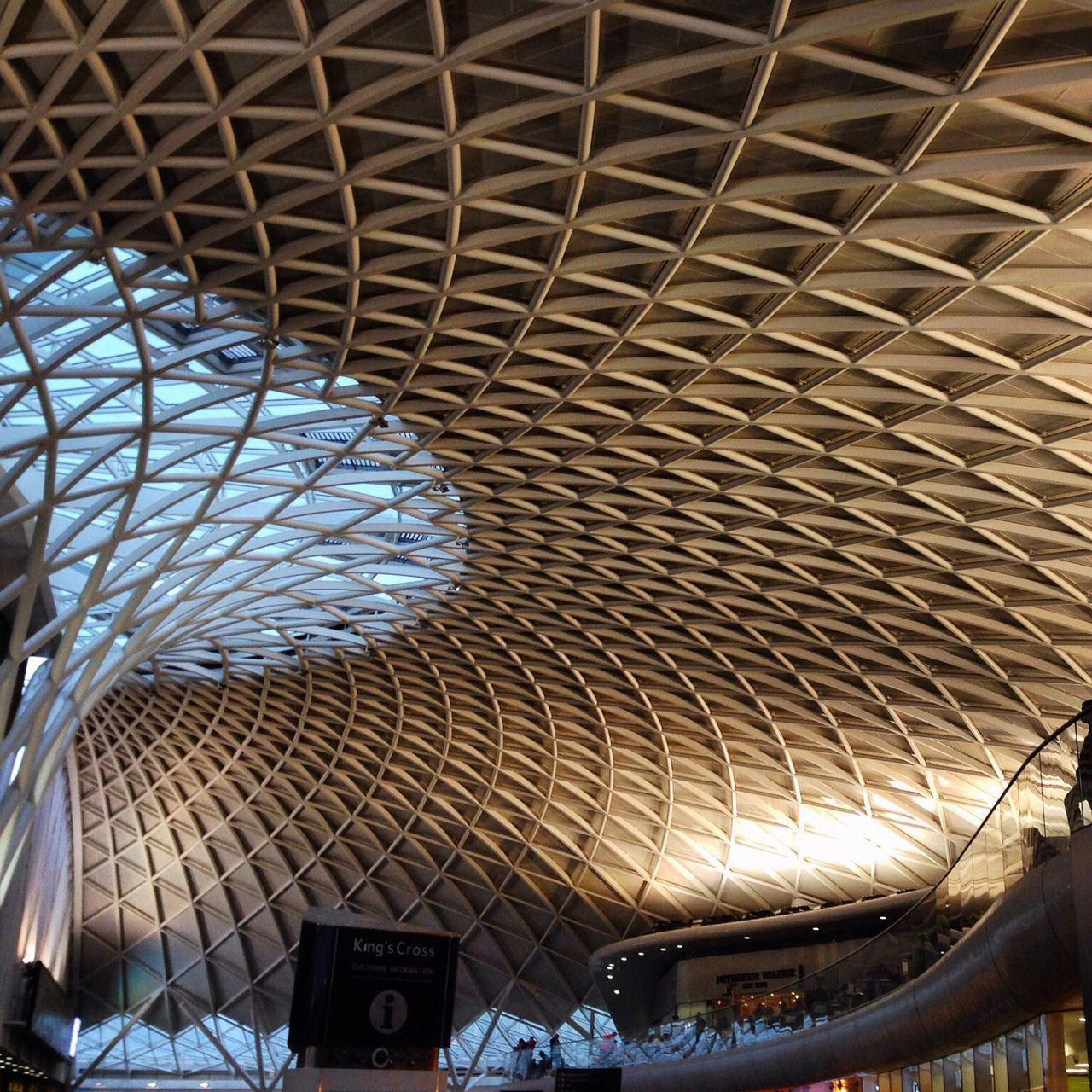 My Best Photo 2014 Kings Cross Train Station