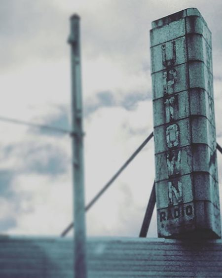 Also. I take really cool pictures of retro shit. Woodward Uptownradioappliances Retro Sign Marquee Old Cornerofwoodwardandferris TheD Detroit RoyalOak Ferndale Picture Photography