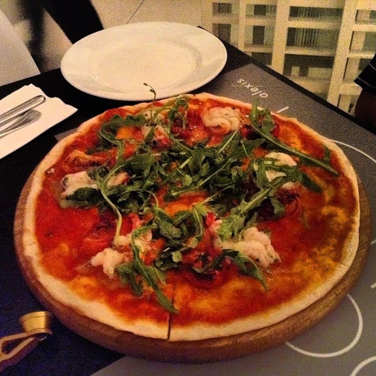 Gamberetto Pizza