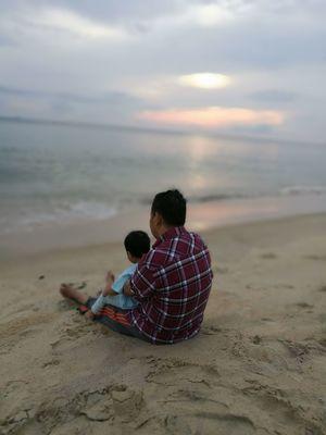Fatherhood Moments share the love