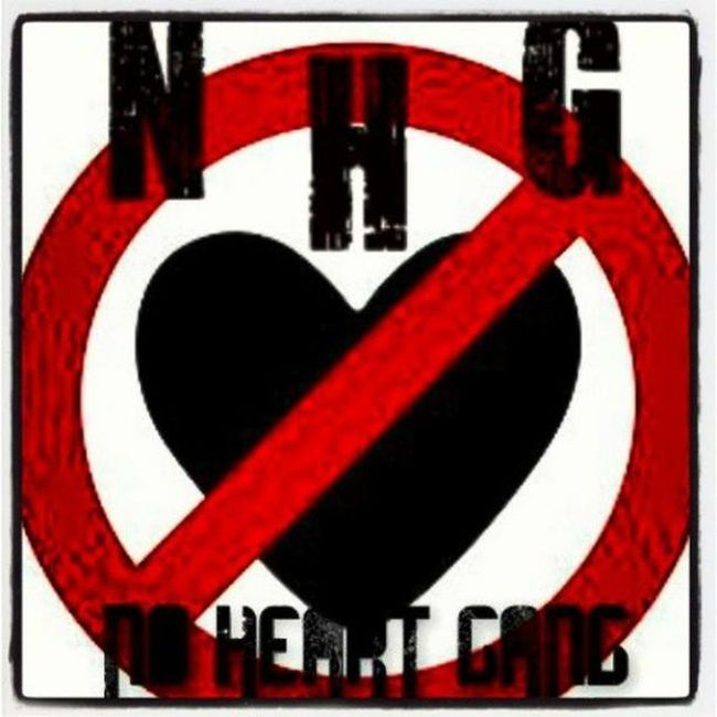 You know how I'm rockin.. NHG Fym FlightChild NoHeartGang