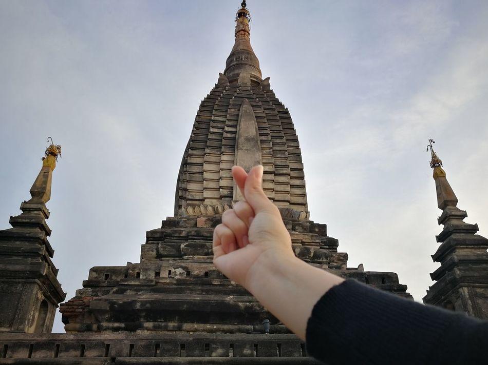 Bagan Trip Shwe San Taw Pagoda Myanmarphotos Travel Pagoda Enjoying The View ArchitectureLove EyeEmNewHere Love