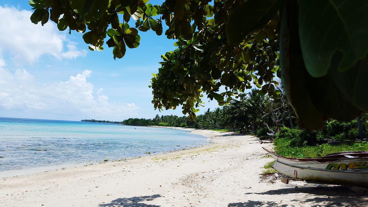EScapade to Hamie beach Relaxing sea