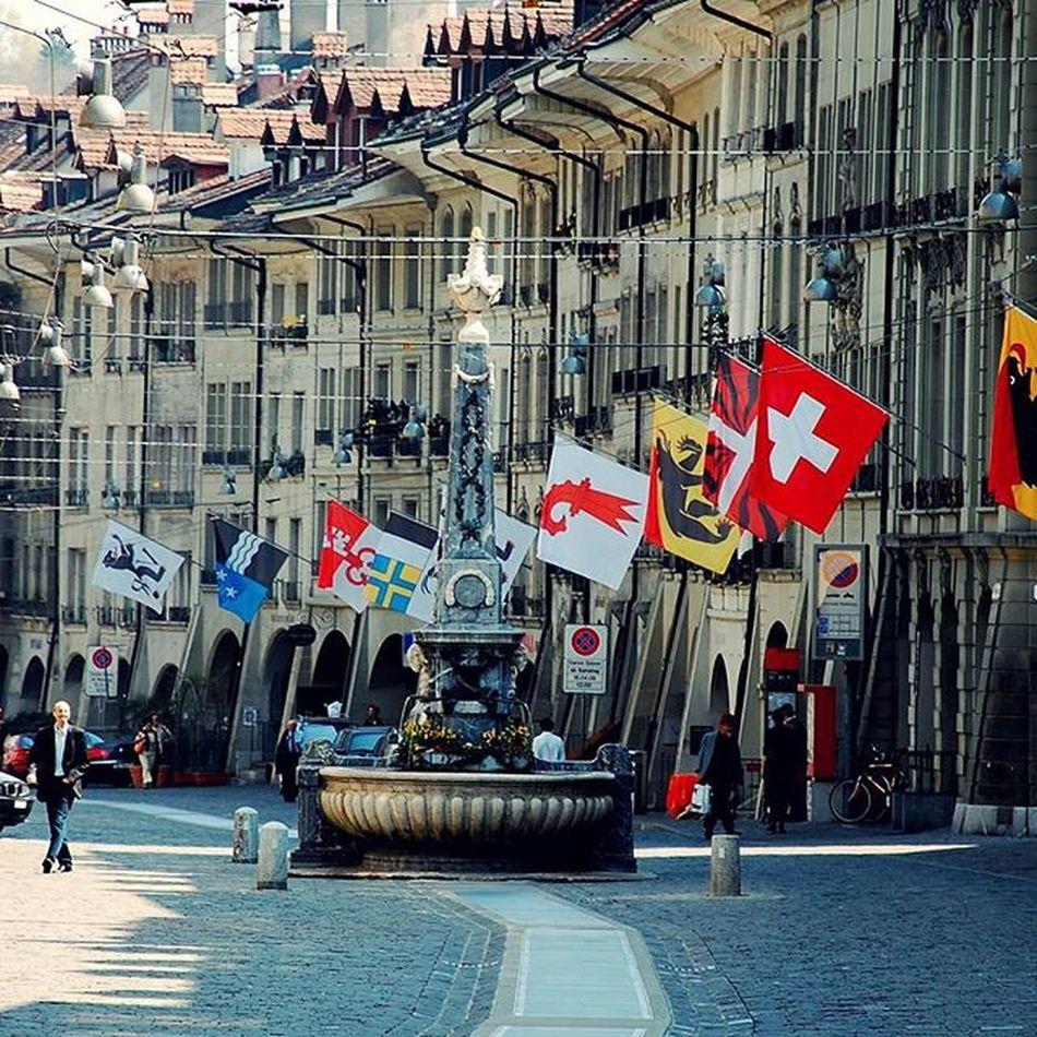 The beautifull city of Bern . Switzerland . Best time i had there! Thank you! . . Mik Roadtrip Travel Ig_europe Swiss Summer Ig_worldclub Nikon