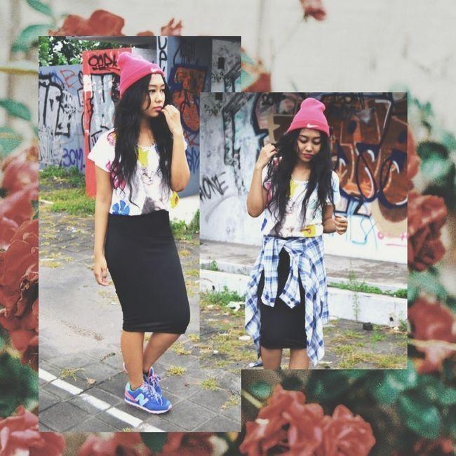 Street Fashion Girl Style Photography