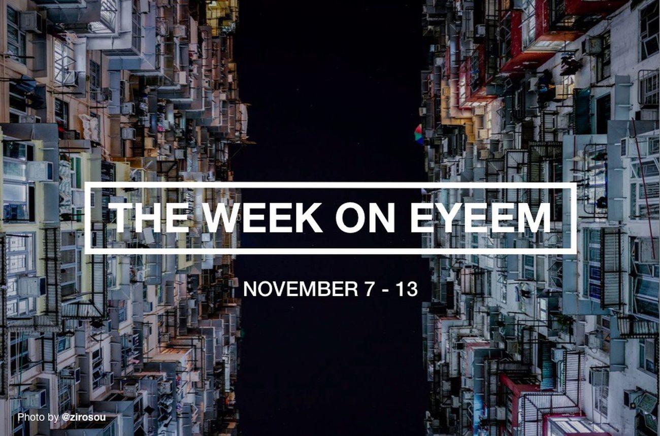 Oh hey Sunday! Enjoy your latest instalment of The Week On EyeEm 🌟 https://www.eyeem.com/blog/?p=63213
