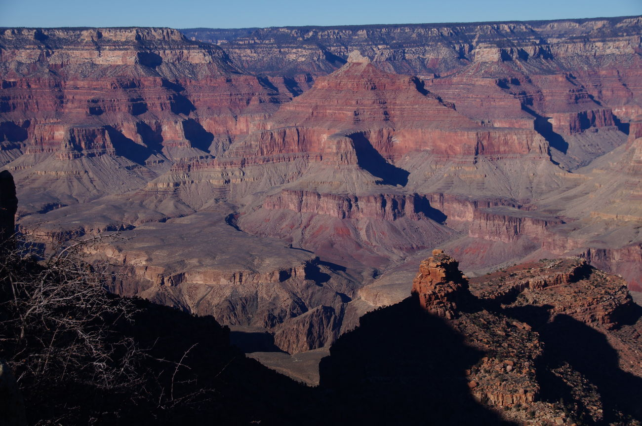 Arizona Beauty Beauty Of Decay Erosion Geography Geology Grand Canyon Landscape Nature Outdoors Rock Rock - Object Sony A37 Travel