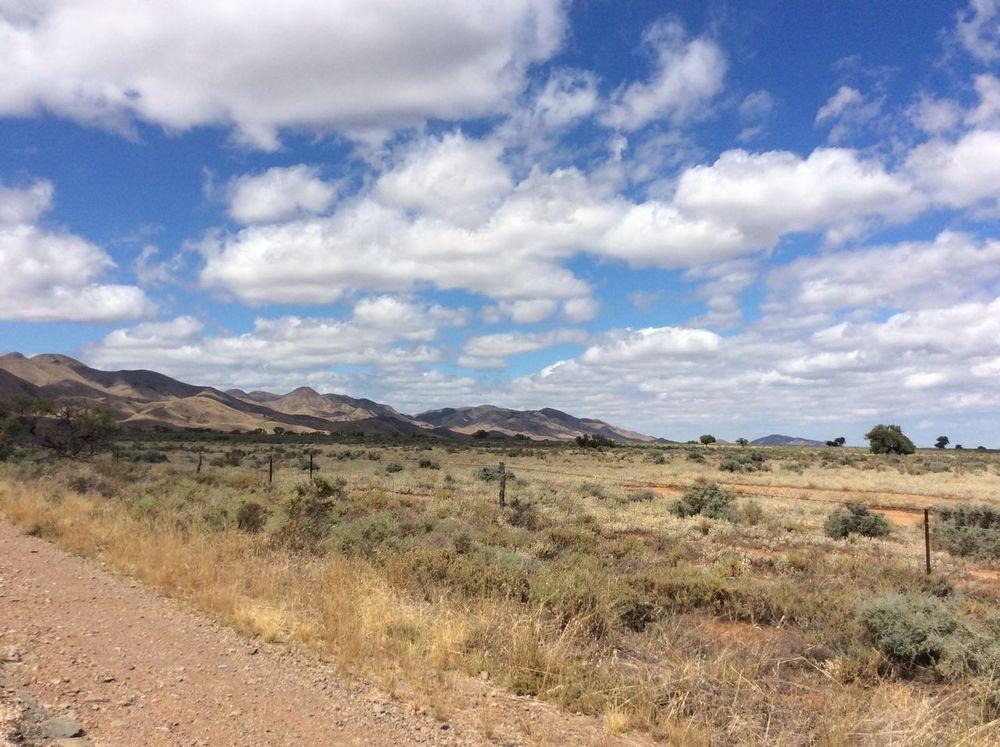 Lower Flinders Ranges , South Australia . 11 feb.2017 Cloud - Sky Day Landscape Nature No People Outdoors Reflection Sky