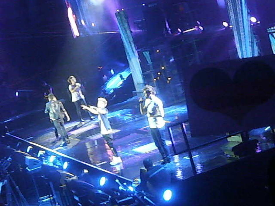 04.05.13 One Direction ! :) Concerts One Direction Oberhausen