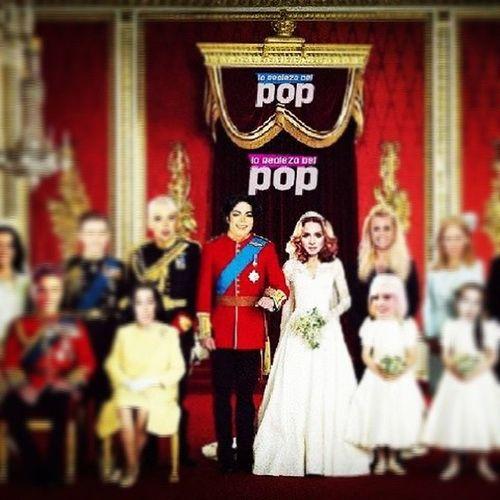 Madonna&Michael ?? Queen&King ?????? KingsOfPop Madonna Michaeljackson