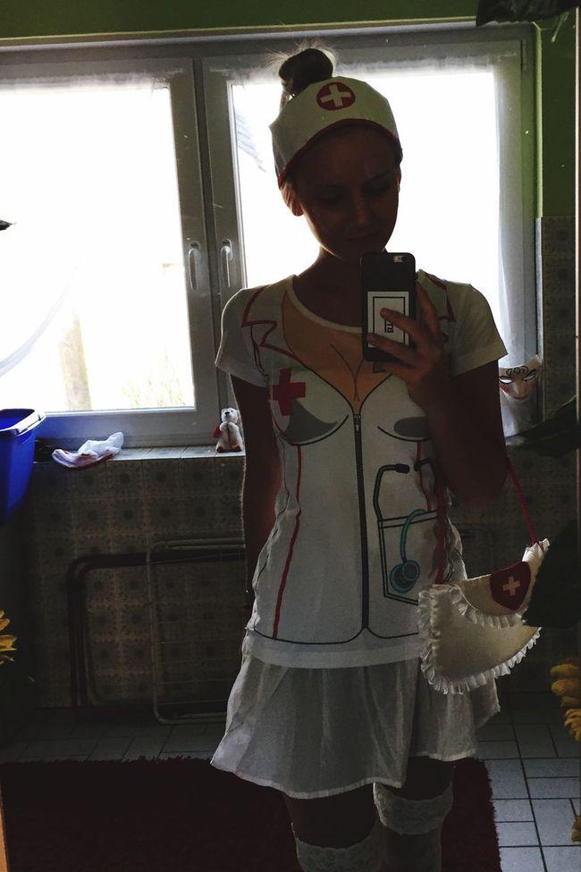 Spieglein Spieglein An Der Wand.. Fasching Costume Costume Party Nurse BitchesBeLike ??