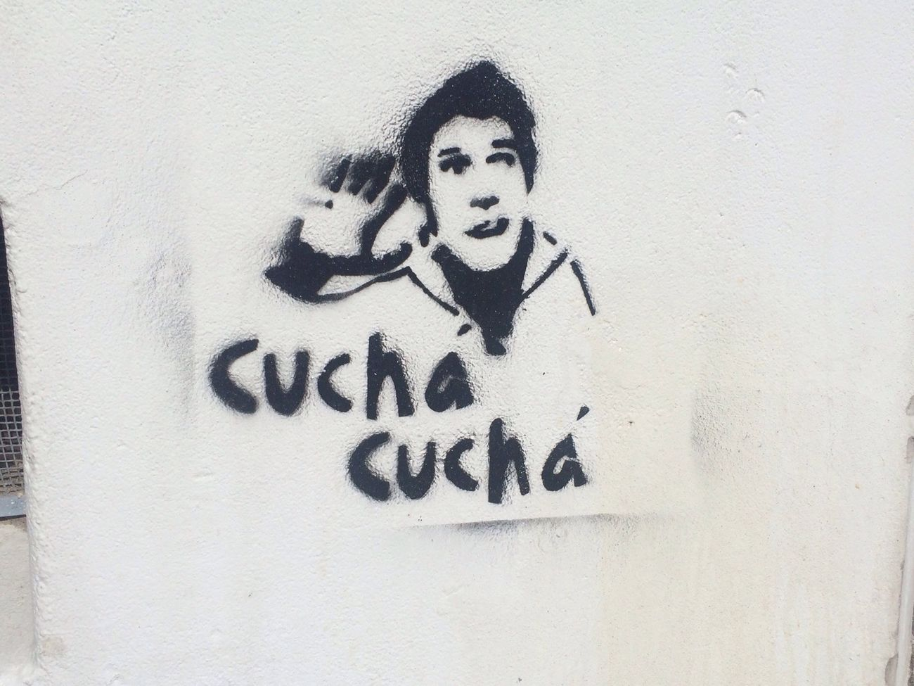 Grafiti Montevideo
