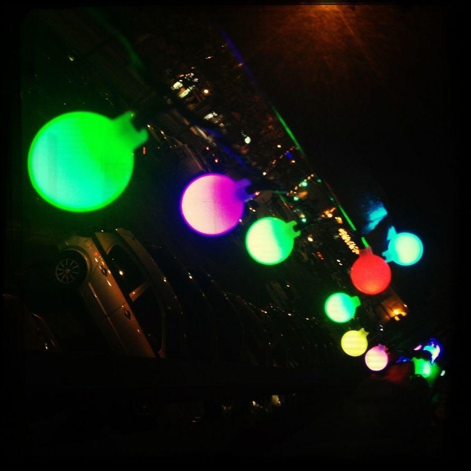 #luces #colores