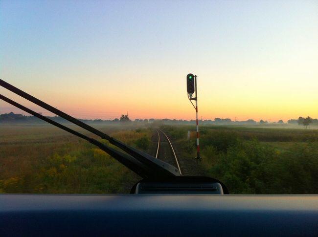 Public Transportation Trainspotting Commuting On The Road