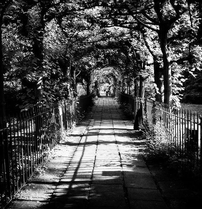 A walk by the graveyard. Death Graveyard Blackandwhite Monochrome Bristol Clifton