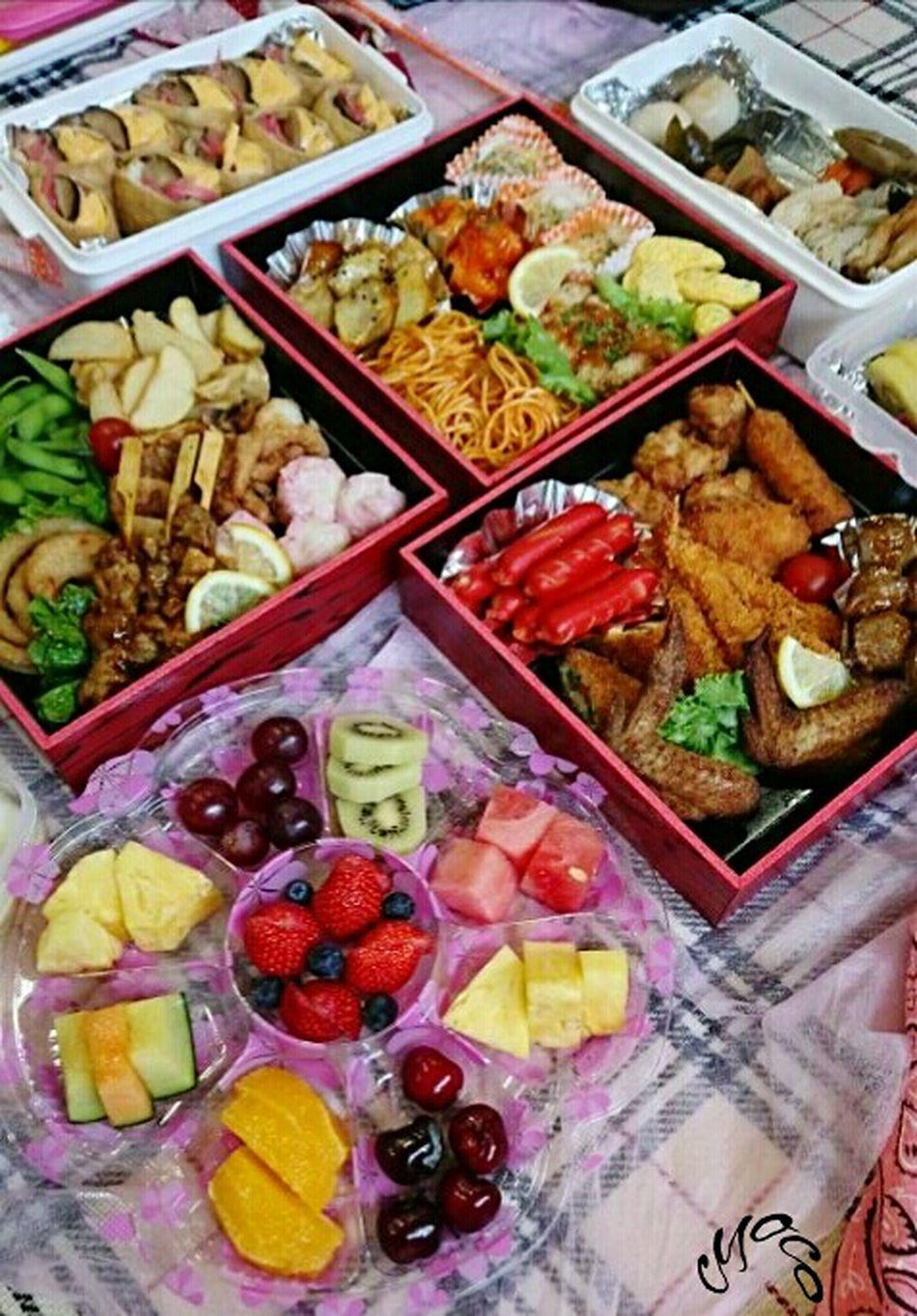 小学校の運動会のお弁当🍱 和食 お弁当 昼食 おいなりさん おでん Wasyoku Obentou Food Food Porn Oinarisan Oden Yakitori Edamame Elementary School Sports Day  Lunch Ultimate JapanJapanese Style Japan Fruits写ってないけどおにぎりもあるんだよ😊🍙