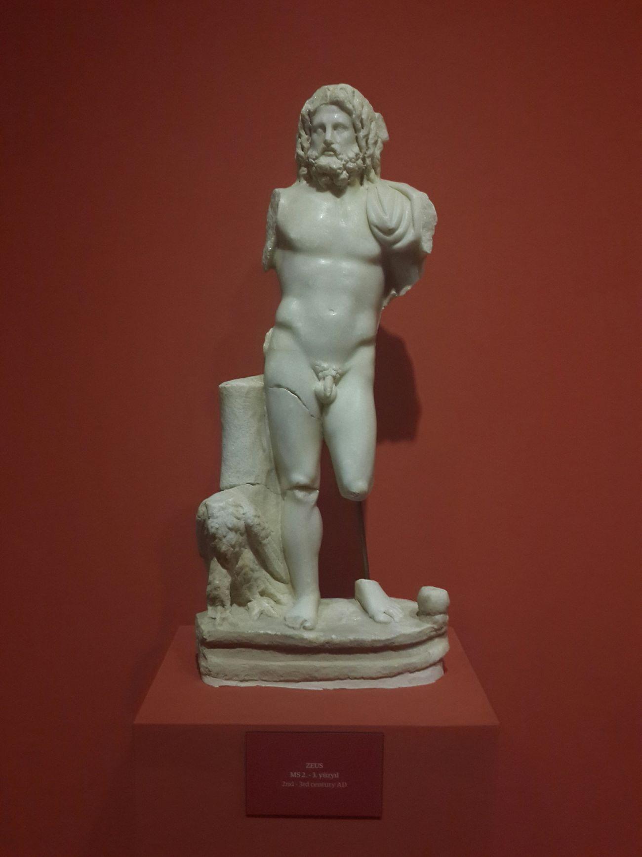 Historical Monuments Zeus Visiting Museum Museum Eyeem Ephesus - Turkey Ephesus Efes God Selçuk Müze