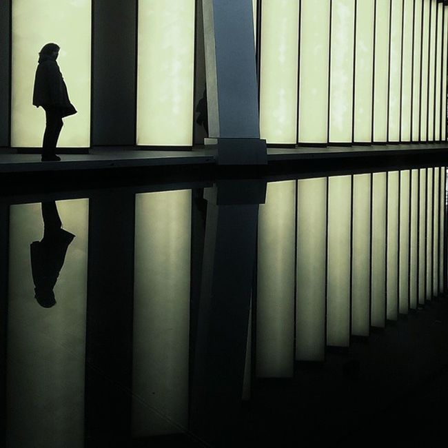 Paris Fondationlouisvuitton Gloomgrabber Urbanromantix Beststreets Peoplewalkingpastwalls Streetdreamsmag Wearegrryo Busystranger Tribegram Shot_4_spot_bnw Sullen_streets The Architect - 2016 EyeEm Awards