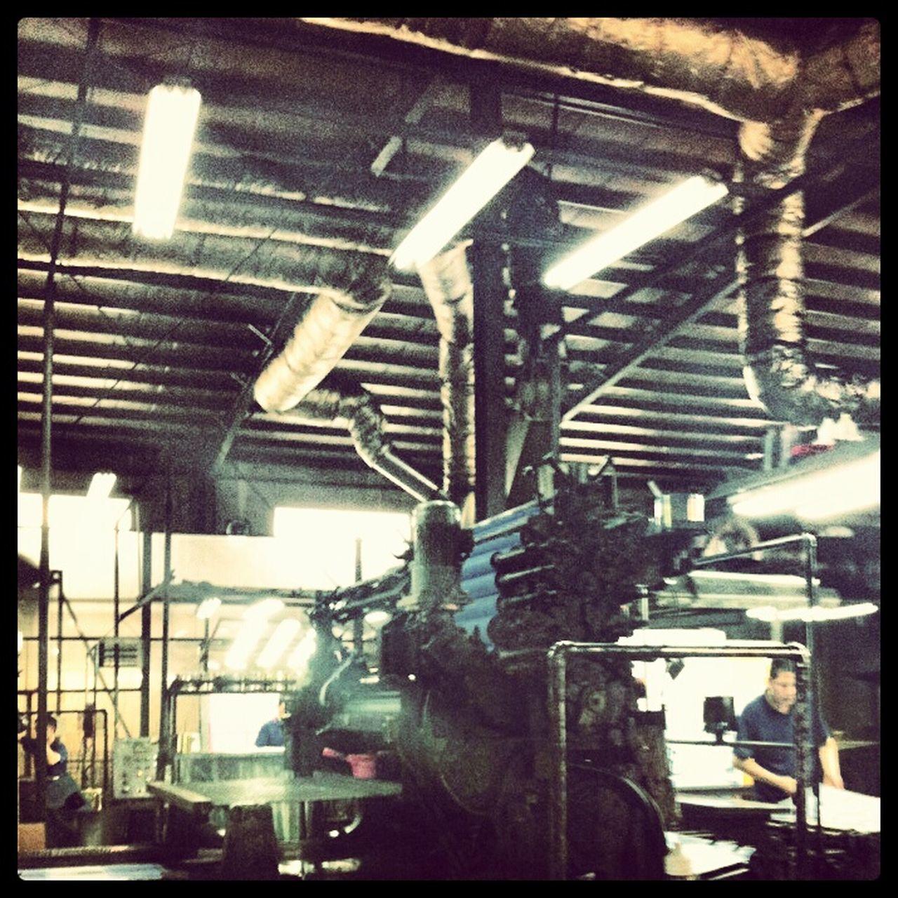 Printing Machine Printing Printingpress Metalprinting