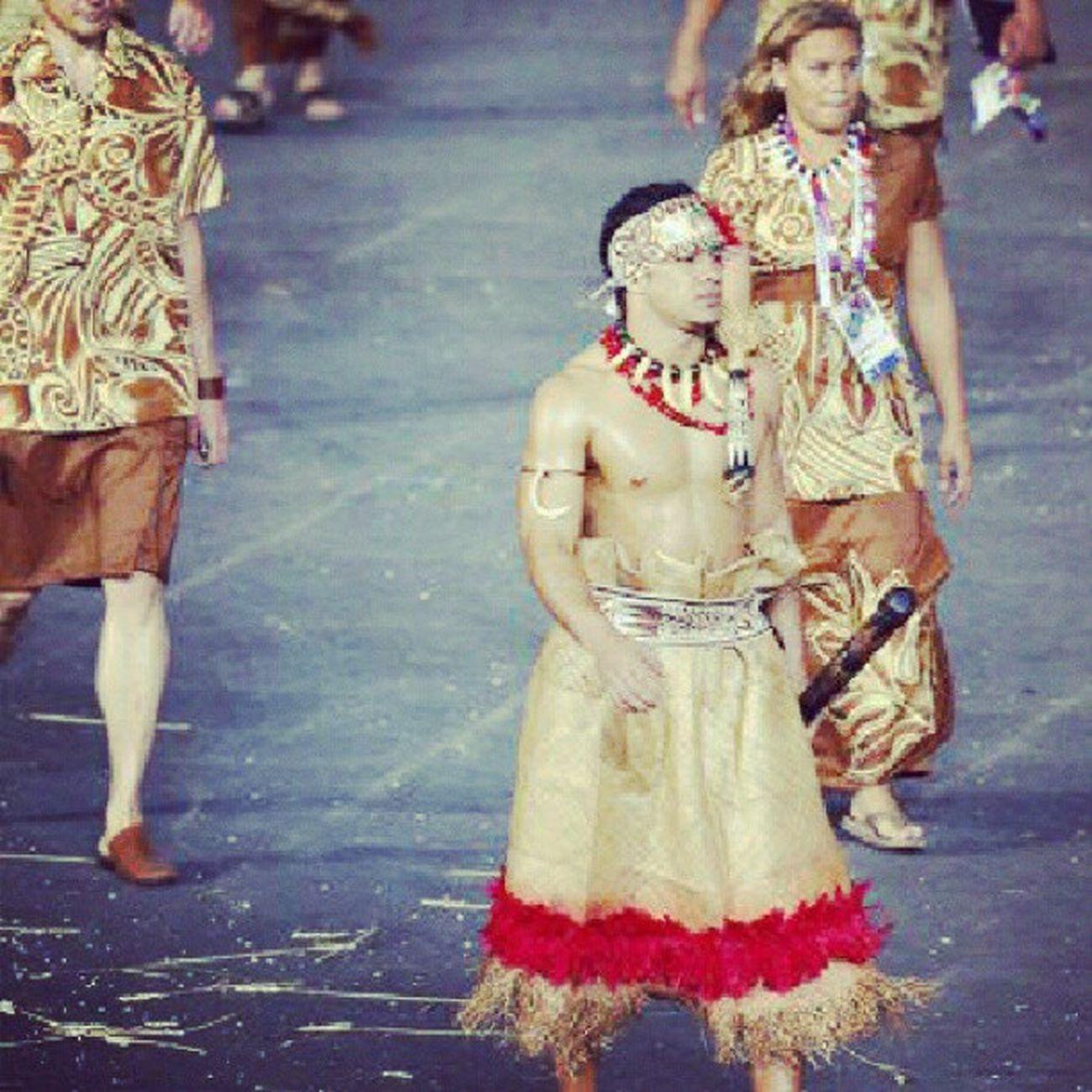 TEAM SAMOA REPRESENT... TeamSamoa LondomOlympics2012 PolynesianPride