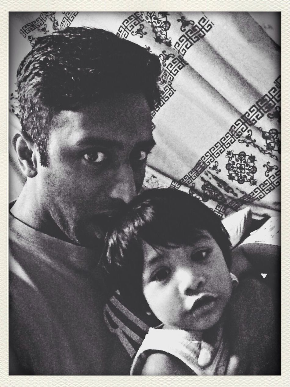 Me and my Jr