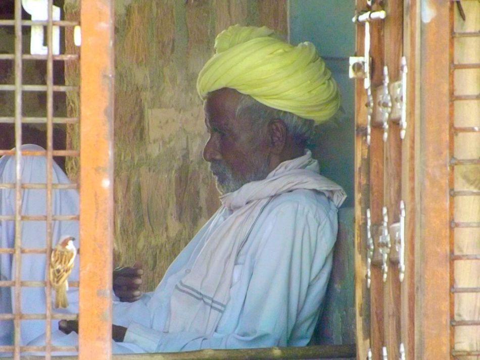 Portrait Taking Photos Streetphotography Turbanstyle India