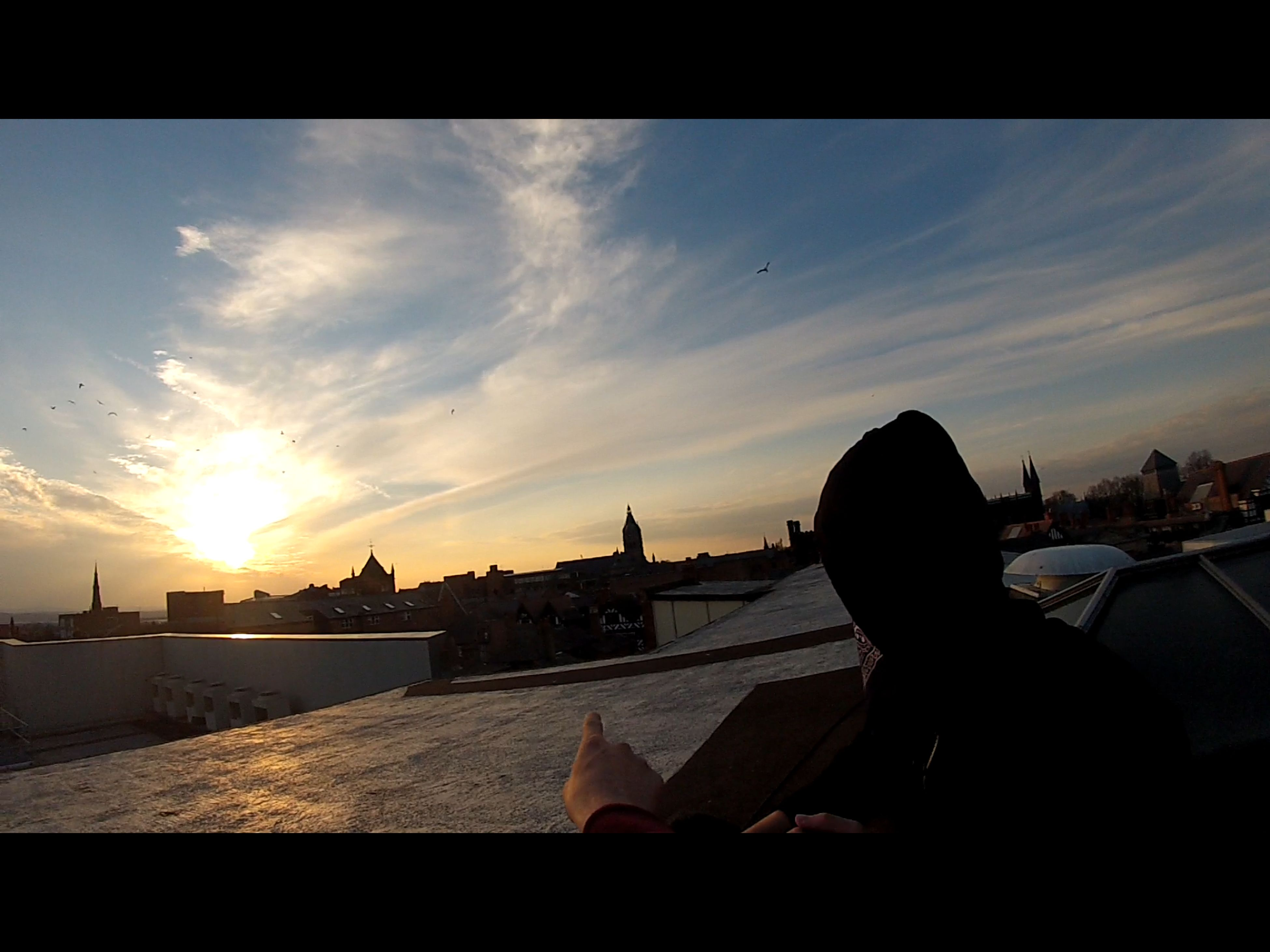 My Hobby Freerunning, while looking over the horizon. Taken with a GoPro Hero 3 Taking Photos Enjoying Life Check This Out
