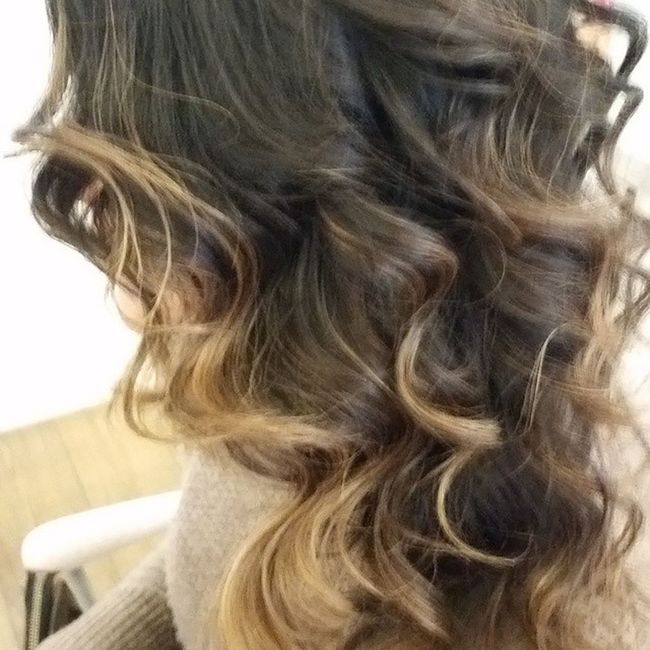 Attending a Wedding at 11am. Hair done CHECK... Weddinghair PatriciaLynnLaasHairCo Patricialynnlaas Hairinspiration hairstyle BBlogger hblogger hair FBlogger