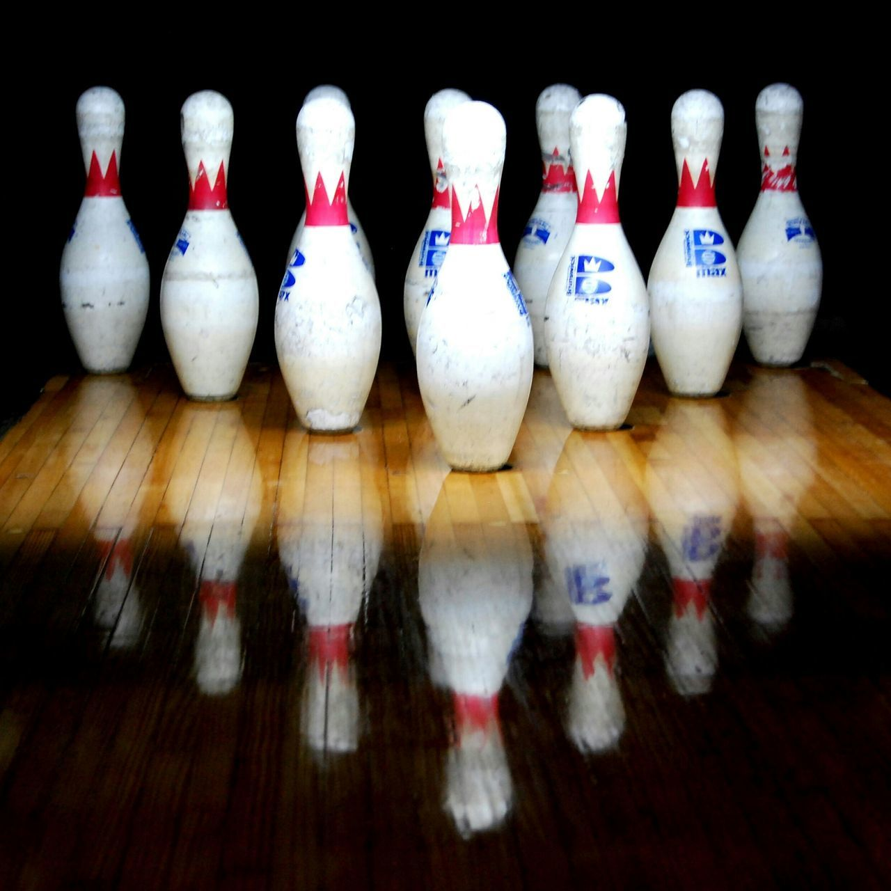 Enjoying Life Getting Inspired Hanging Out ASIA Bowling Reflection Smart Simplicity Reflected Glory