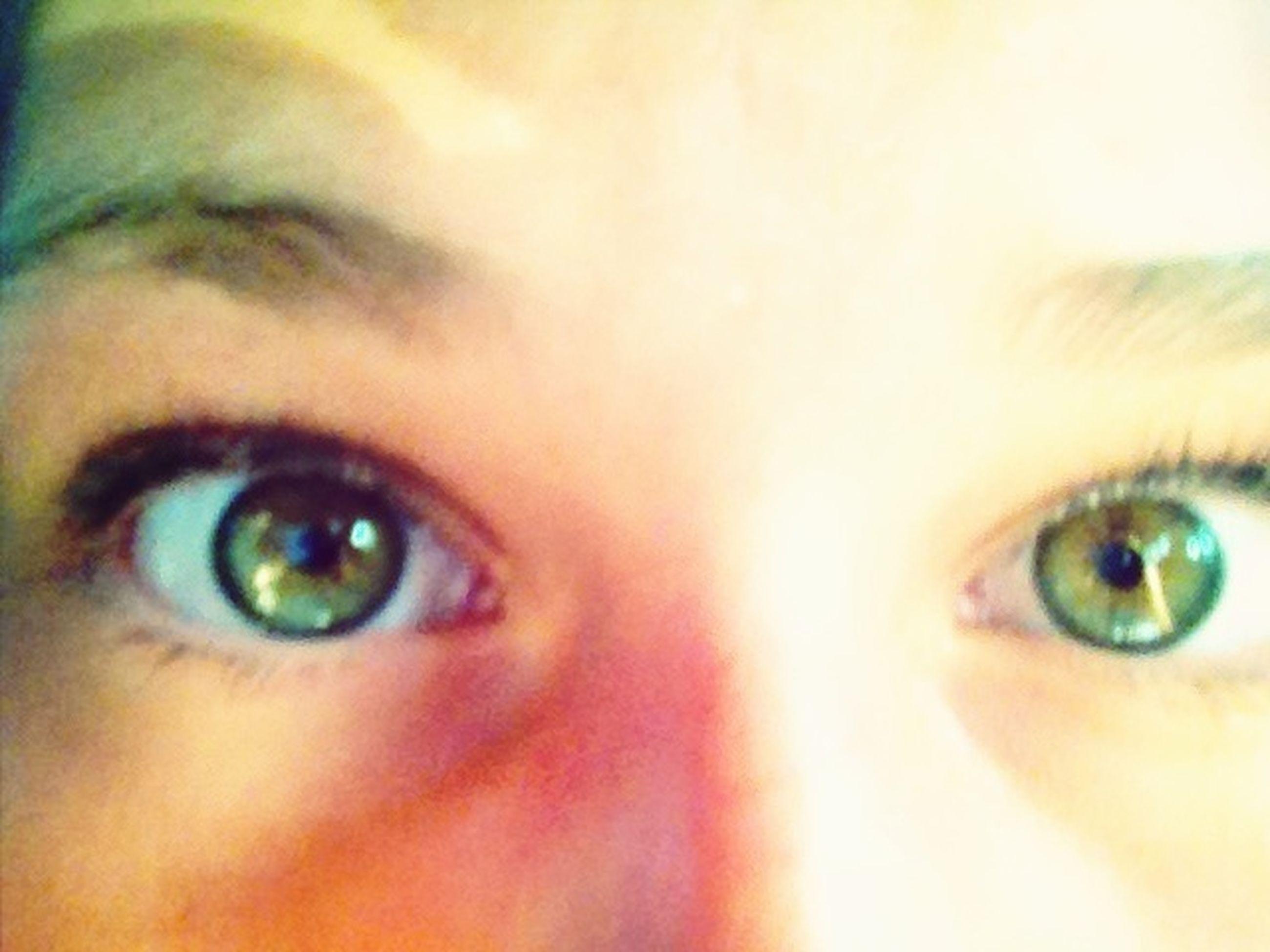 human eye, close-up, looking at camera, portrait, eyelash, headshot, human face, lifestyles, eyesight, part of, sensory perception, extreme close up, indoors, young adult, extreme close-up, person, leisure activity