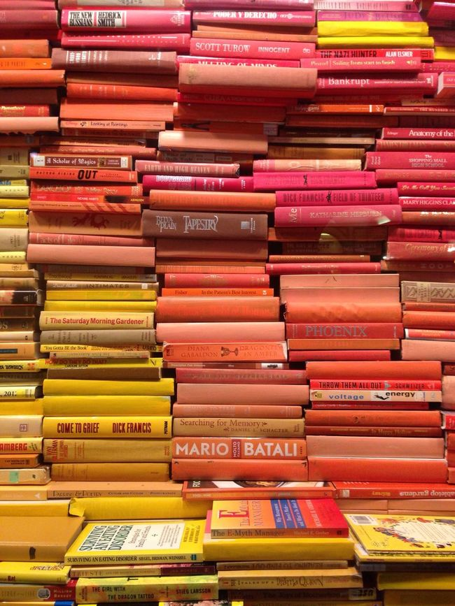 IPhoneography Books Colors
