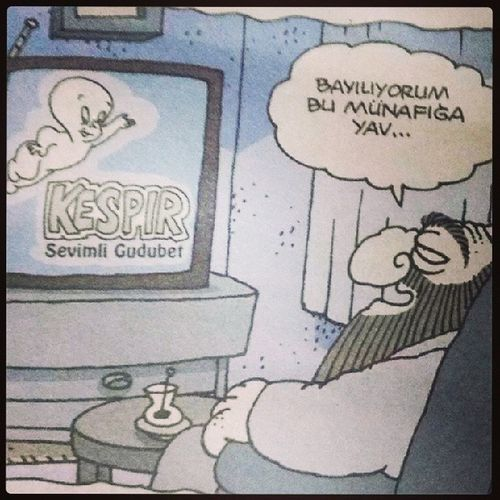 Sevimli Ghost Casper Sofinin hayaletle imtihani poz like ????????????????