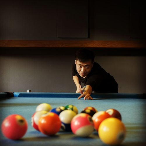 Z took this photo. EyeEm Selects Pool Ball Pool Table Pool - Cue Sport Indoors  Sport Lifestyles