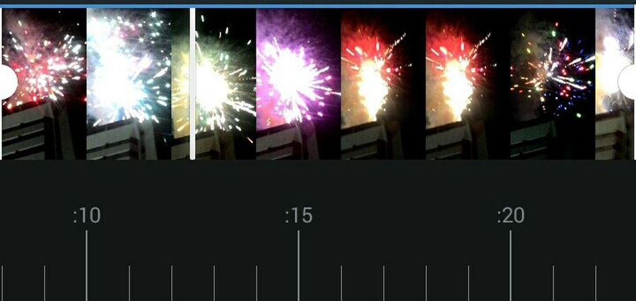 Fireworks had been lit tonight 😍😍😍😍😍😍😍😍 HAPPY NEW YEAR 2015-2016 Happynewyear LOL Benakutai Hotel Balikpapan Check This Out Hanging Out