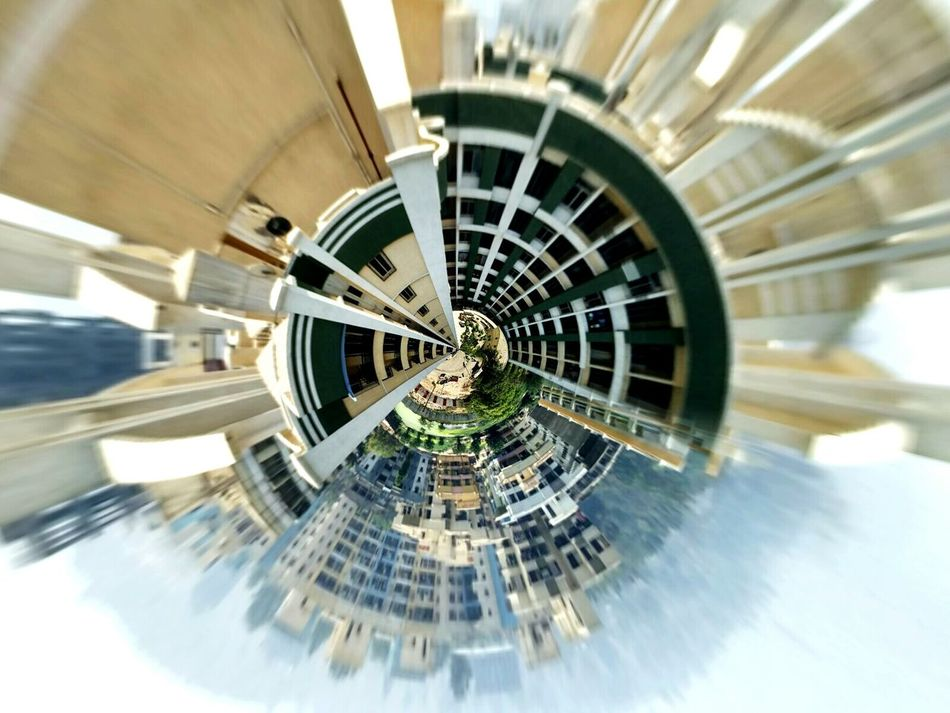 Architecture Building Exterior Skyscraper Staircase No People Tinyplanetapp Tinyplanetfx Android Mobilephotography Mobile Love Mobile Editing Photographylovers Photography Themes